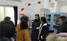乐山市中医院与夹江县人民医院一行来我院药学部调研交流