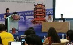 2017年中華醫學會腎臟病學分會學術年會在湖北武漢成功舉辦