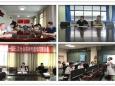 医院各党支部认真组织开展省委十一届三次全会精神学习传达