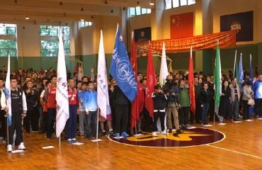 10月15日四川省卫生计生系统第九届全民健身运动会圆满闭幕