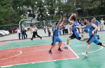 红五月篮球比赛经典瞬间回顾