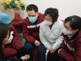 援鄂专家张坤进驻武汉红十字医院 着手开展院感防控工作