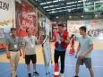 我院承办四川省直卫生健康系统第十二届全民健身运动会医学救护比赛
