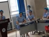圍觀!護理研究生首次成為護理教學查房點評對象