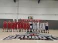 """成医附院篮球协会受邀参加2020年成都""""世瑞""""杯男子篮球赛。"""