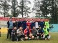 我院足球队获四川省直卫生健康系统第十二届全民健身运动会足球比赛亚军