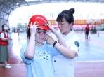亿博登陆承办2021年四川省卫健委医学救护比赛