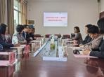 遂宁市第一人民医院来院交流学习